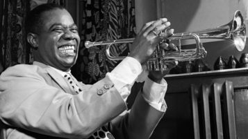 «What a wonderful world» – Louis Armstrong